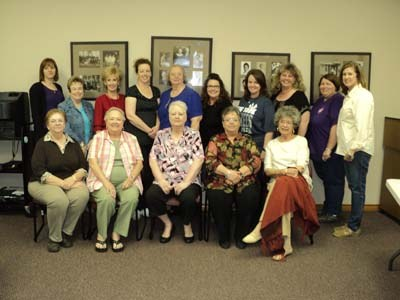 Woman's Club of Kountze--Magnolia District