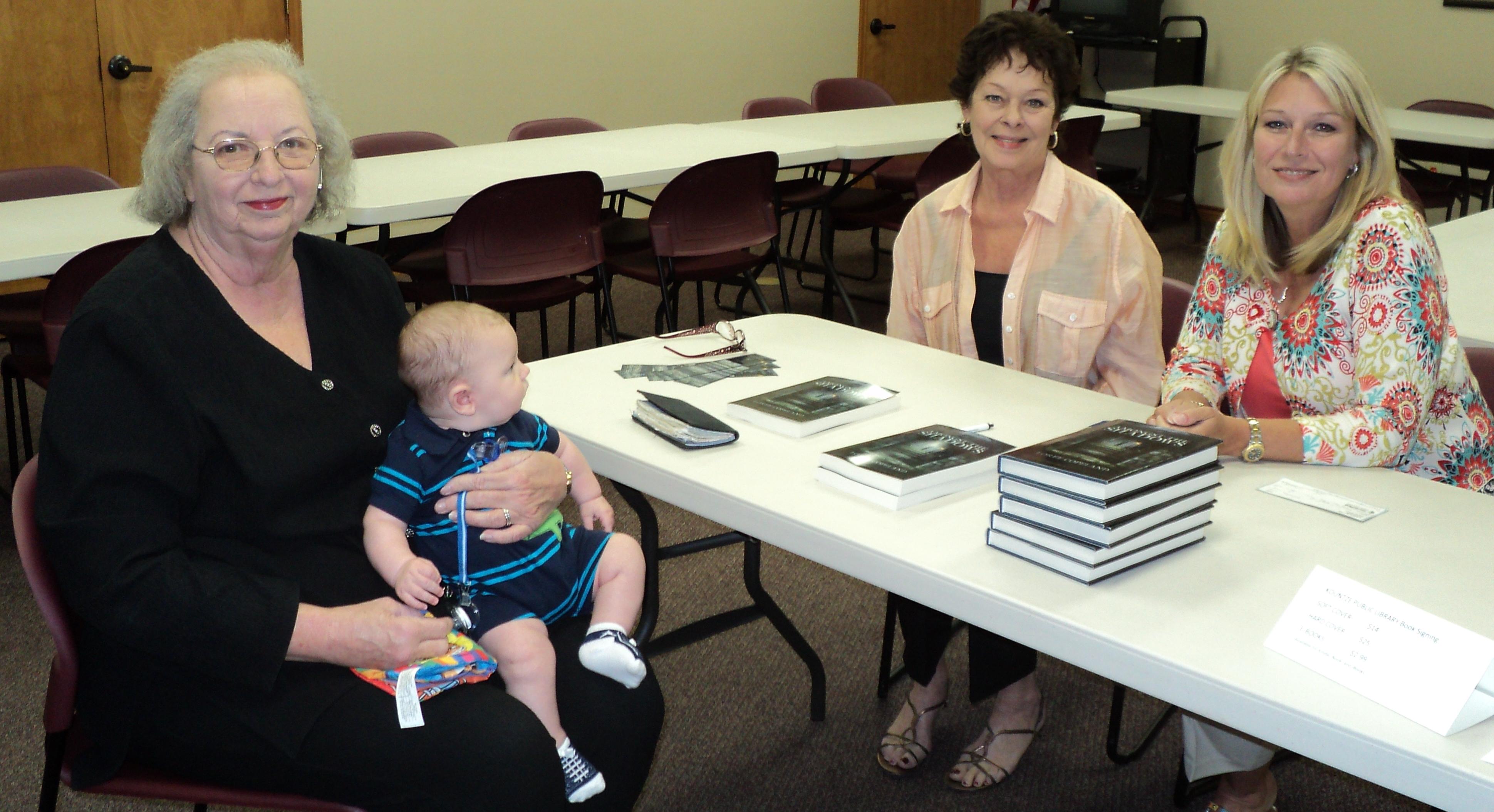 Loree Copeland Book Signing