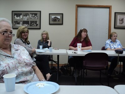 Womans Club members plan Miss Kountze Pageant 2013