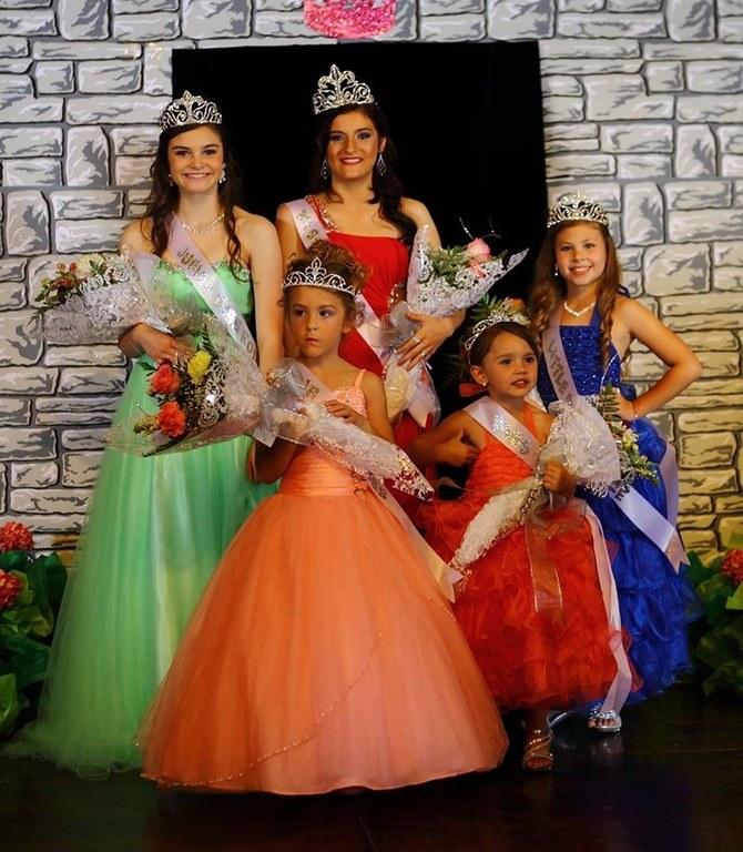Miss Kountze Winners 2015