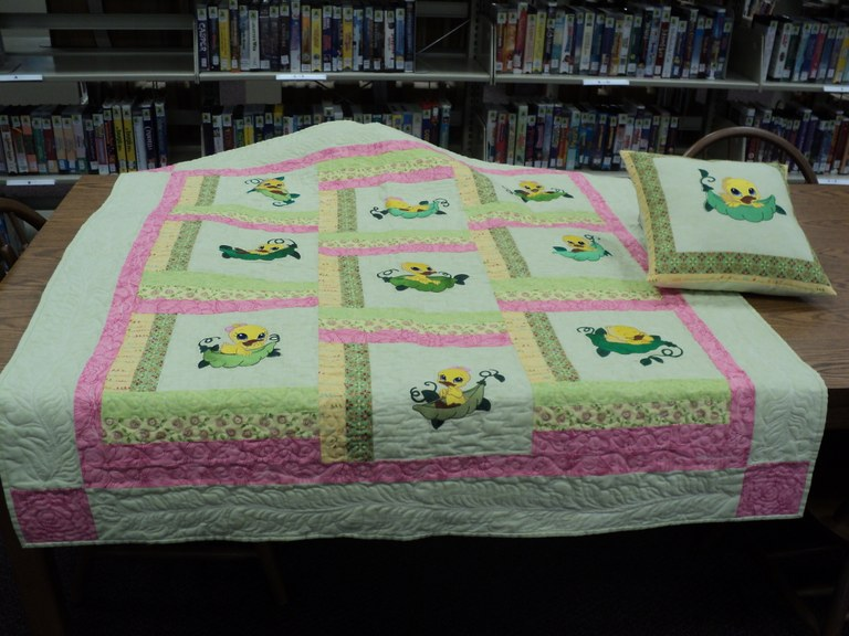 Duck Lap Quilt for Fundraiser.JPG
