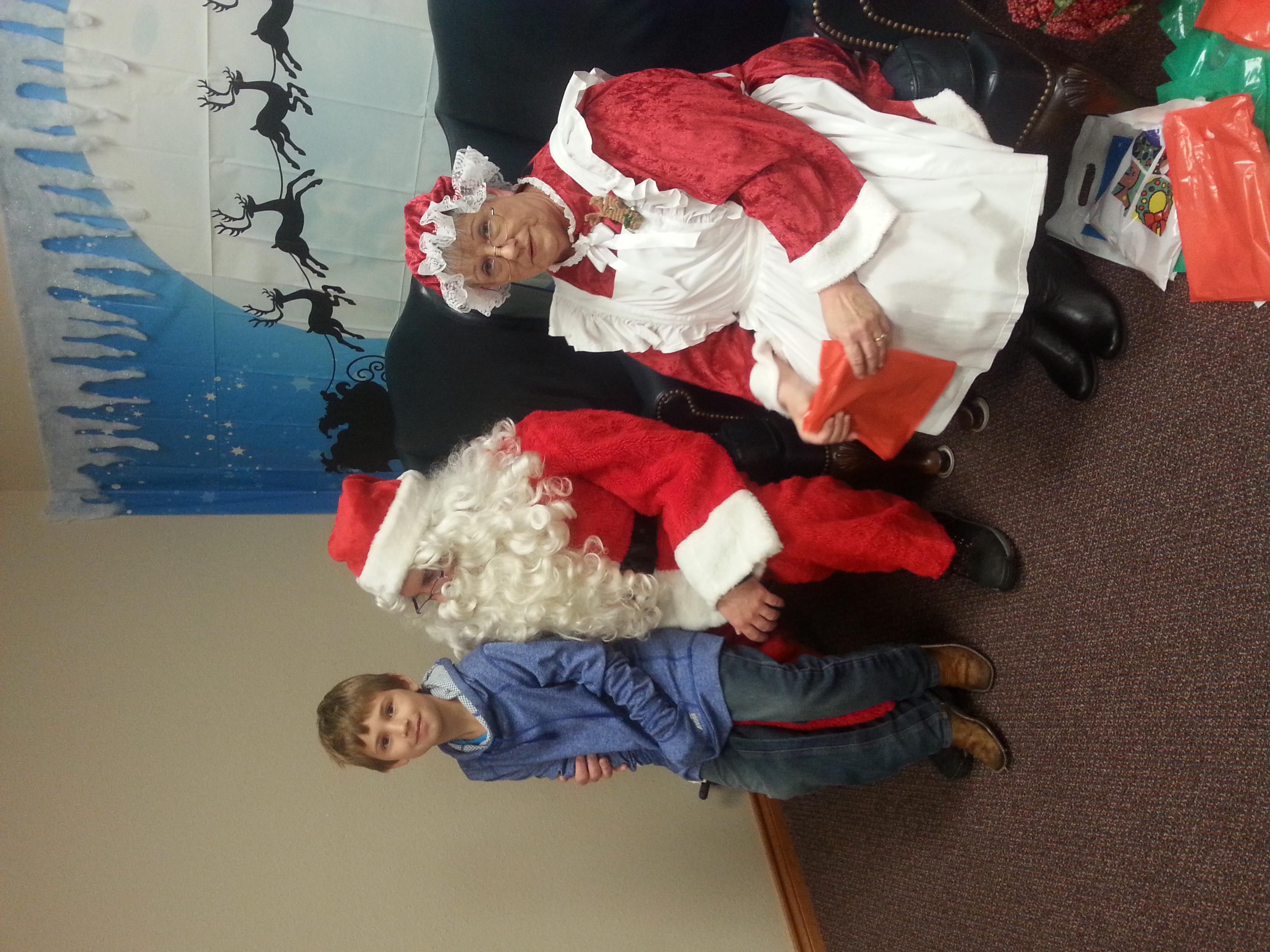 Santa's #10, children.jpg